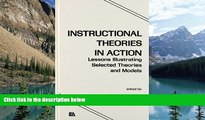 Big Sales  Instructional Theories in Action: Lessons Illustrating Selected Theories and Models