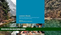 Big Sales  Lesson Study: Making a Difference to Teaching Pupils with Learning Difficulties  READ