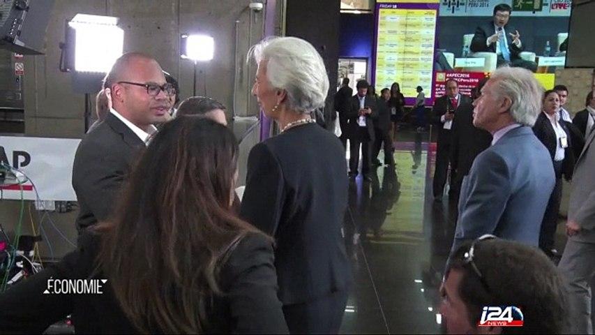 Les femmes et l'économie : Christine Lagarde fustige les inégalités tenaces