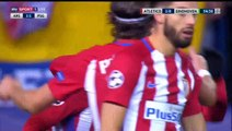 Kevin Gameiro Goal HD - Atl. Madrid 1-0 PSV Eindhoven - 23.11.2016 HD