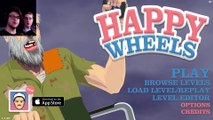 CHRISTMAS LEVELS! - (Happy Wheels #30) Funny Moments!
