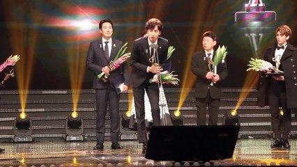 韓國大眾文化藝術獎頒獎典禮-花絮-1