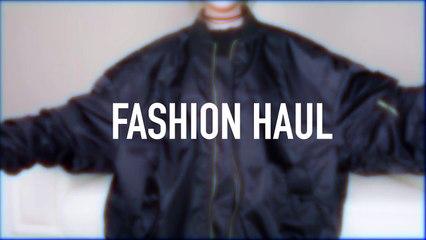 패션 하울 - FASHION HAUL (ENG SUB)
