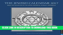 Ebook The Jewish Calendar 2017: Jewish Year 5777 16-Month Wall Calendar Free Read