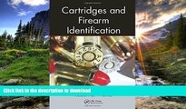 READ BOOK  Cartridges and Firearm Identification (Advances in Materials Science and Engineering)