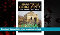 Read book  Jaw-Dropping Geography: Fun Learning Facts About Great Wall of China: Illustrated Fun