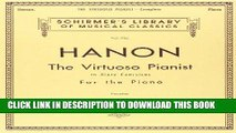 Best Seller Hanon: The Virtuoso Pianist in Sixty Exercises, Complete (Schirmer s Library of