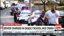 BREAKING NEWS: Driver Charged in Deadly School Bus Crash. #BusCrash