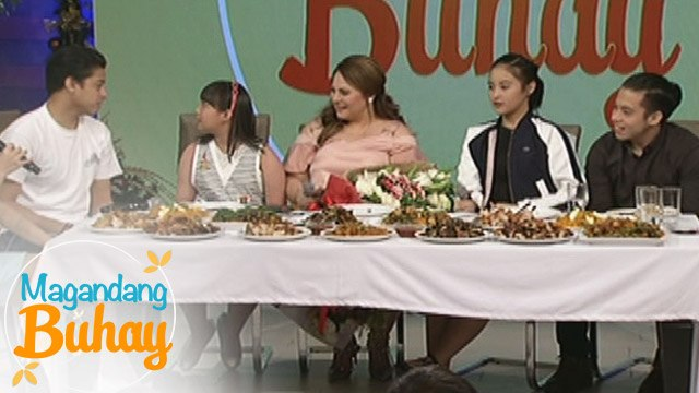 Magandang Buhay: Birthday messages of Karla's children