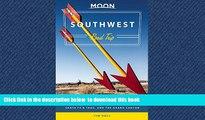 Best books  Moon Southwest Road Trip: Las Vegas, Zion   Bryce, Monument Valley, Santa Fe   Taos,