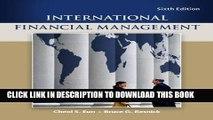 [FREE] Ebook International Financial Management (Mcgraw-Hill/Irwin Series in Finance, Insurance,