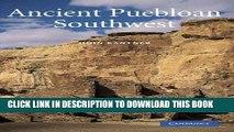 Best Seller Ancient Puebloan Southwest (Case Studies in Early Societies) Free Read