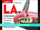 Read book  Pop-Up Los Angeles Map by VanDam - City Street Map of Los Angeles, California -