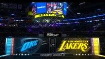 Oklahoma City Thunder vs Los Angeles Lakers  Full Highlights  November 22, 2016  2017 NBA Season
