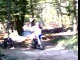 Théo 125 yz motocross