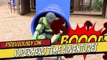 Spiderman Vs Spidergirl - Superhero Battle! w_ Hulk and Joker Superhero  part 1