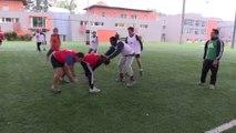 Rugby à 5 - Jeu