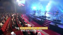 THE 2016 ASIA ARTIST AWARDS END SUCCESSFULLY