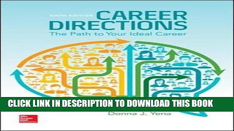 [PDF] Career Directions: New Paths to Your Ideal Career Full Collection