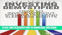 [PDF] Mobi Investing Demystified: How to Invest Without Speculation and Sleepless Nights