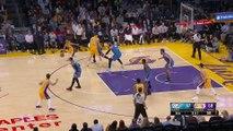 NBA 2016/17: Oklahoma City Thunder vs Los Angeles Lakers | Highlights - (22.11.2016)