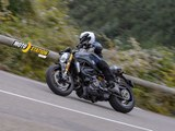 Essai Ducati Monster 1200 S 2017