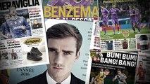 Manchester United prépare un chèque de 175 M€ pour le mercato, Antoine Griezmann récompensé