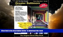 Read book  ADC The Map People Greater Baltimore, Maryland: Street Map Book BOOOK ONLINE