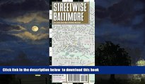 Read book  Streetwise Baltimore Map - Laminated City Center Street Map of Baltimore, Maryland -