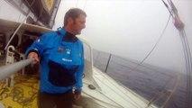 J18 : la saison des pluies pour Arnaud Boissières / Vendée Globe