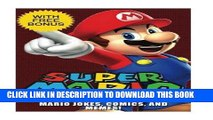 [READ] Ebook Super Mario: The Hilarious Funniest Super Mario Jokes, Super Mario Comics: The
