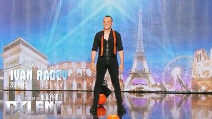 IVAN RADEV  - France's Got Talent 2016 - Week 5