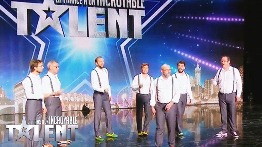 Parité Mon Q- France's Got Talent 2016 - Week 5