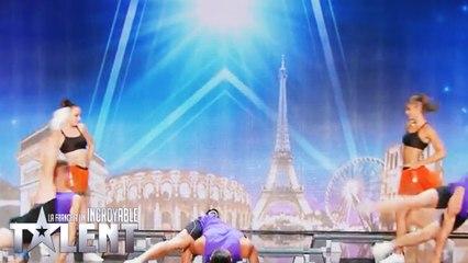 Team France Aerobic- France's Got Talent 2016 - Week 5