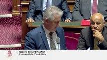 QAG de Jacques-Bernard Magner du 22 novembre 2016