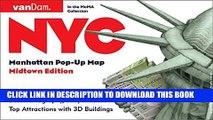 [PDF] FREE Pop-Up NYC Map by VanDam - City Street Map of New York City, New York - Laminated