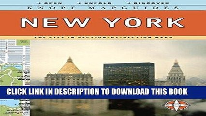 PDF] FREE Knopf Mapguides: New York: The City in Section-by