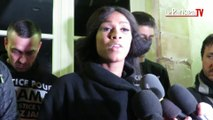 Assa Traoré, la sœur d'Adama, évoque « l'anti-démocratie »