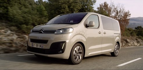 VÍDEO: Así es el Citroën SpaceTourer