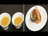 أوراك دجاج محشية جبن ماعز - شوربة قرع  | مطبخ 101 حلقة كاملة