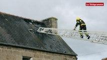 Ploubezre (22). Incendie dans une maison en fin de rénovation