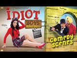 Best Punjabi Comedy Scenes   Idiot Boys - New Punjabi Movie   Popular Funny Clips
