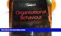Deals in Books  Organisational Behaviour: A Distance Learning Study Programme (Heriot-Watt