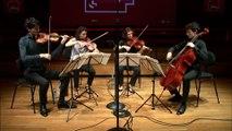 Bela Bartok : Quatuor à cordes n° 2 op. 17 par le Quatuor Tchalik