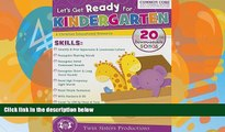 Buy NOW  Let s Get Ready for Kindergarten Christian Bind-Up Workbook (Let s Get Ready Learning
