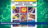 Buy NOW  Early Learning Basic Skills, Grades PK - 1: The Complete Basic Skills Resource for the