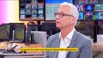 """AXA : """"8 jeunes sur 10 admettent téléphoner au volant"""" selon Éric Lemaire, directeur de la communication"""