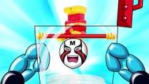 アンパンマンおもちゃアニメ ダンシングベビーとバトル お化け妖怪赤ちゃん PPCandy Channel Anpanman Toy Anime Super Mario Bros.