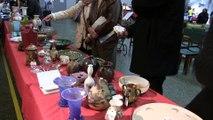 La grande vente solidaire des petits frères des Pauvres à Nantes