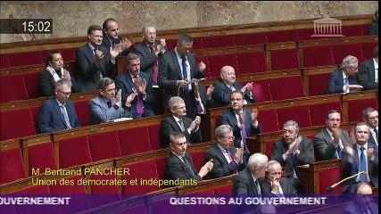 Intervention de Bertrand Panchert sur la hausse alarmante de la pauvreté en France - QAG 23/11/16